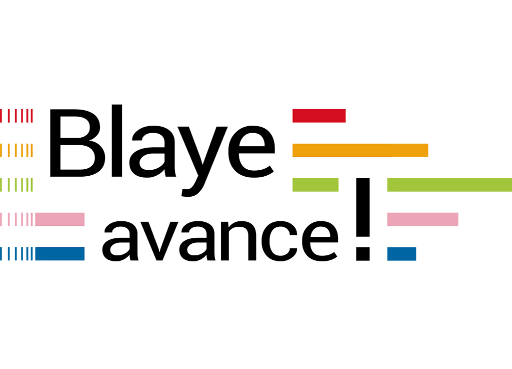 Logo Blaye Avance